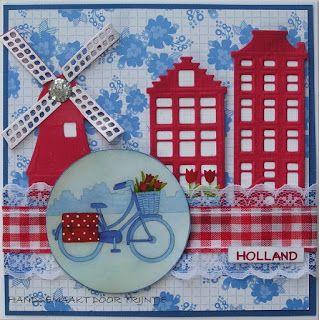 Trijntjes Kaarten: Hollandse kaart