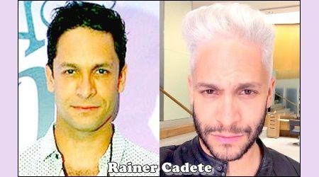 """Ator Rainer Cadete Muda Visual O ator global Rainer Cadete muda o visual, acrescentando barba e deixando os cabelos platinados, para se livrar do personagem Celso, da novela """"Êta Mundo Bom!"""" e entrar com tudo no quadro """"Dança dos Famosos"""", do Domingão do Faustão! #RainerCadete #MudaVisual #CabelosPlatinados http://rapidino.blogspot.com.br/2016/09/ator-rainer-cadete-muda-visual.html"""