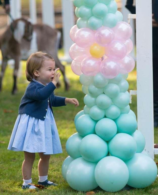 """Die Kinder-Party fand im """"Goverment House"""" in Victoria statt. Prinzessin Charlotte, die seit ihrer G... - pps.at"""