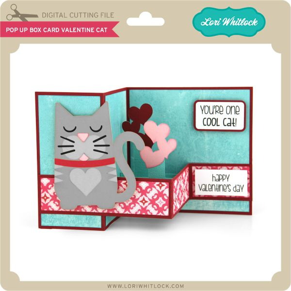 Printable Cat Valentine Day Cards Homemade Valentine Cards Free Valentine Cards Valentine S Cards For Kids