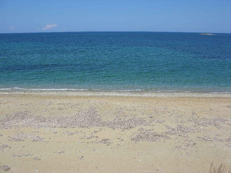 Gyrismata beach