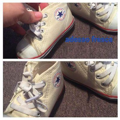 frescaは理由があれば、子供を連れてきてokなんです。 同僚の赤ちゃんが今日はいたのですが、 コンバースの靴はいていたんで、パチリ! 私も子供いたら、買っちゃいますよ~この可愛さ!  晴子  ◆◇◆゚・:,。゚・:,。☆゚・:,。◆◇◆゚・:,。゚・:,。☆゚・:,。◆◇◆
