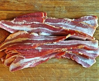 Det är skillnad på bacon och bacon