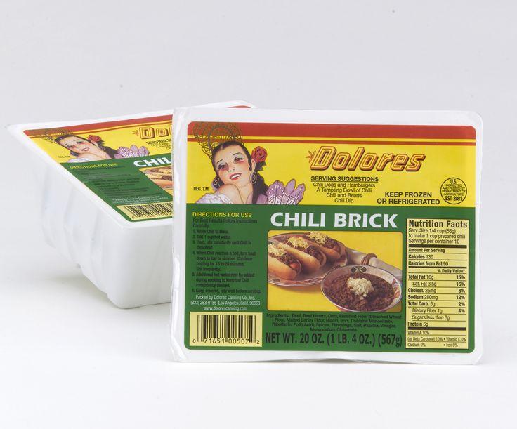 dolores chili brick recipe