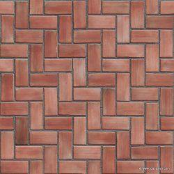 Suelo rustico espiga barro pavimentos y paredes pinterest - Suelos de barro ...
