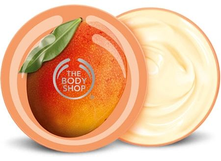 Αυτό το πλούσιο και κρεμώδες Body Butter είναι απόλαυση για την επιδερμίδα!Λιώνει επάνω στην επιδερμίδα αφήνοντάς την απαλή και λεία. Περιέχει βούτυρο βουτυροσπέρμου από το Community Fair trade και διαθέτει εξωτικό άρωμα απο mango. Προσφέρει 24ωρη ενυδάτωση και είναι ιδανικό για κανονικές προς