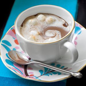 Rich 'n' Thick Hot Chocolate | MyRecipes.com