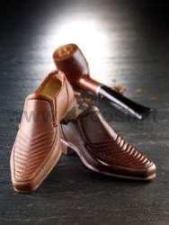 Moule Chaussures Mocassin de Hommes #mode #Chocolat #decosil