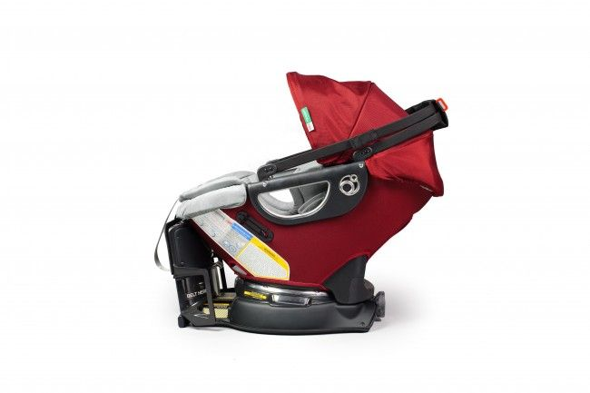 Orbit Baby's G3 Infant Car Seat is easier to recycle than most seats due to design changes.