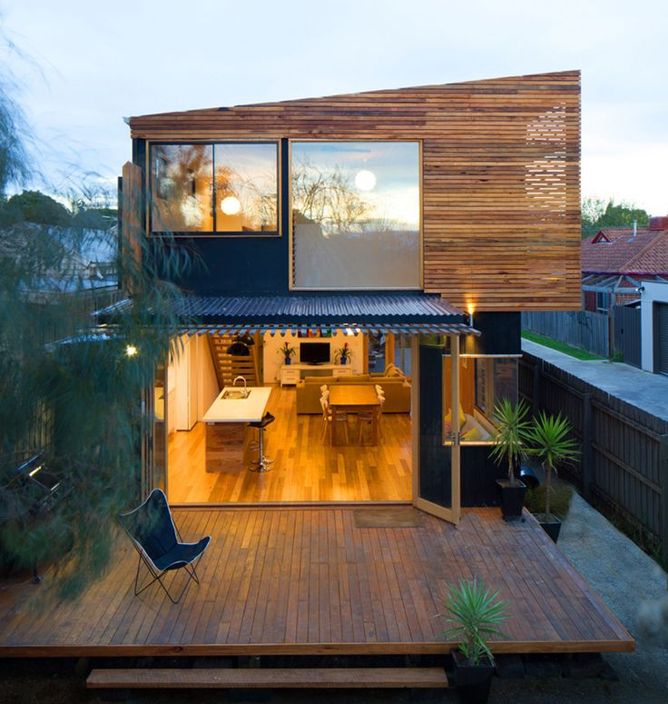 An especially sustainable home: Westgarth Timber Project