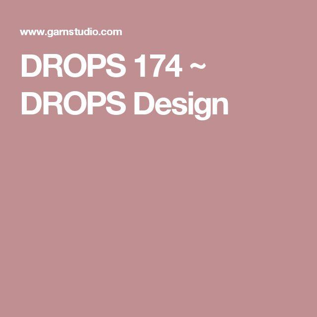 DROPS 174 ~ DROPS Design
