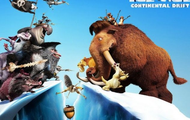 Ice Age: Continental Drift – Movie review | The Momiverse | theMomiverse.com | Article by: Jane Boursaw | family movies, movie review