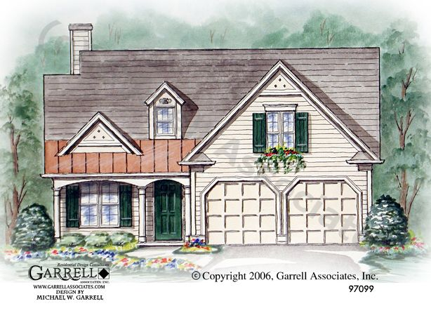 Garrell Associates Inc Wythburn House Plan 97099