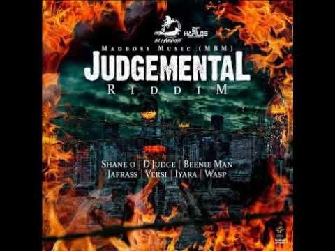 Judgemental Riddim Mix, New Dancehall March-2018 (Iyara, Beenie Man