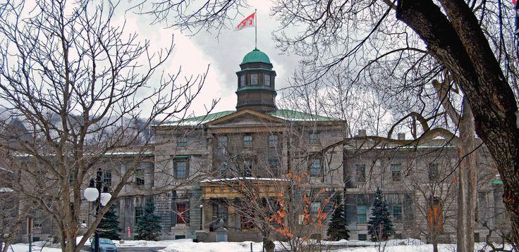 McGill Arts Building