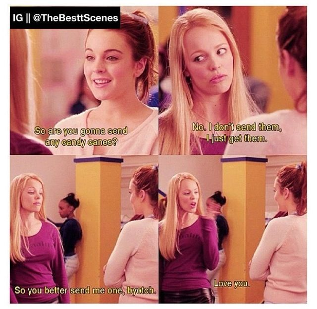 Quotes From Mean Girls Mesmerizing 63 Best Mean Girls Quotes Images On Pinterest  Ha Ha Funny Stuff .