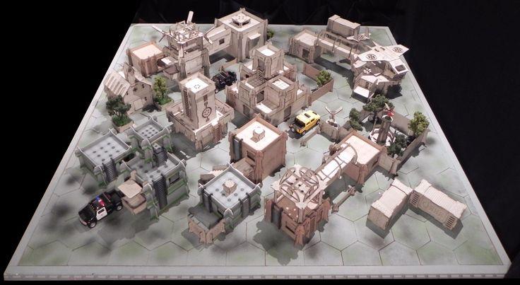 Heavy Cardstock Terrain