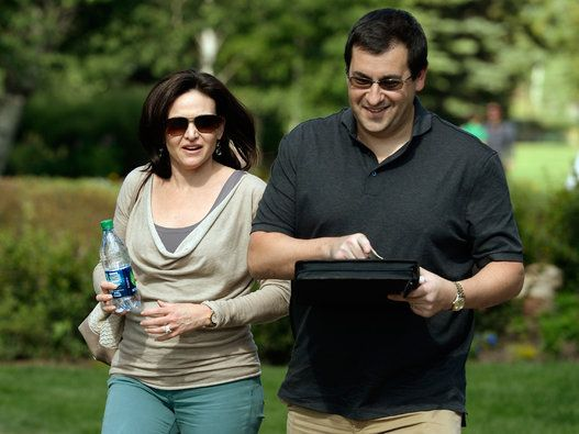 Dave Goldberg, Survey Monkey CEO And Husband Of Facebook's Sheryl Sandberg, Dies Suddenly