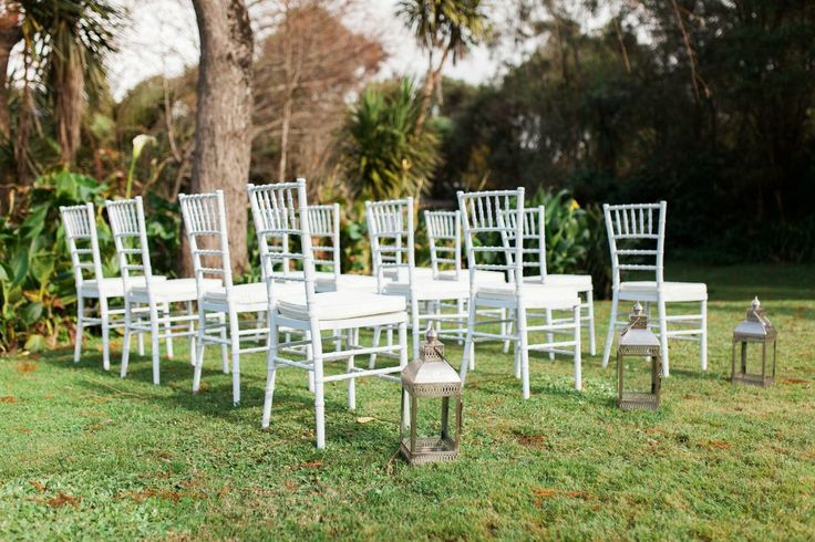 White Tiffany Chairs for hire by http://www.thewhiteweddingclub.com
