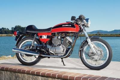 1975 350 Morini Sport