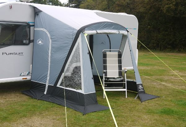 Sunncamp Swift 220 Air Plus caravan porch awning