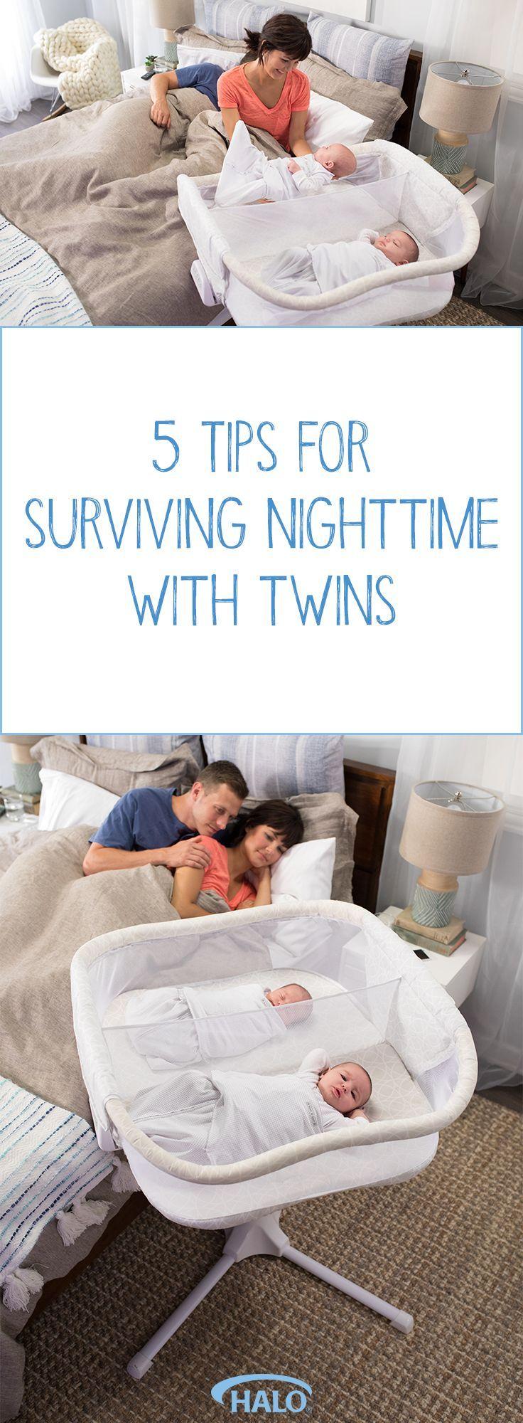 5 Tipps zum Überleben in der Nacht mit Zwillingen – Twiniversity # 1 Twin Parenting Site   – Twiiiins