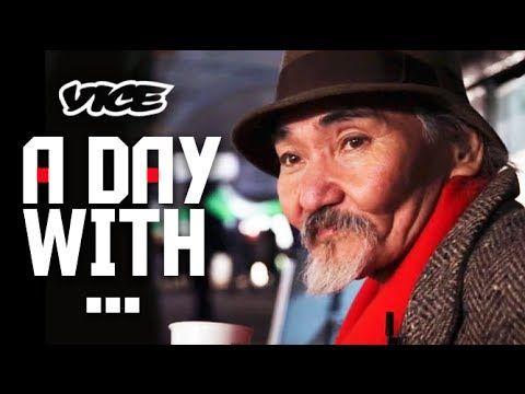 密着24時!おしゃれなホームレスに密着 - The Homeliest Homeless - YouTube