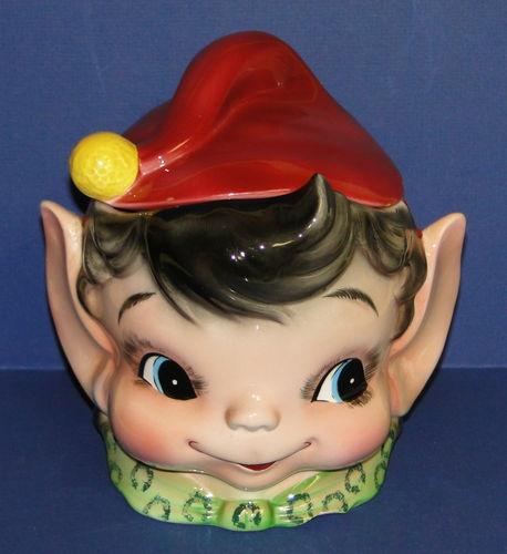 Lefton elf.