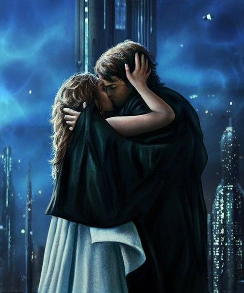Anakin e Padmé - sometimes we love the wrong person for the right reasons