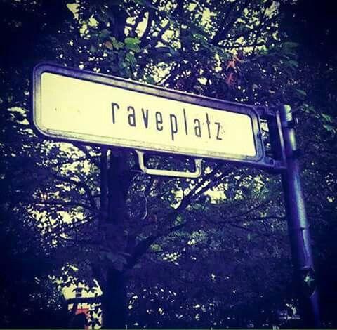 #rave Platz