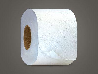 Toilet Paper Roll #Icon Design