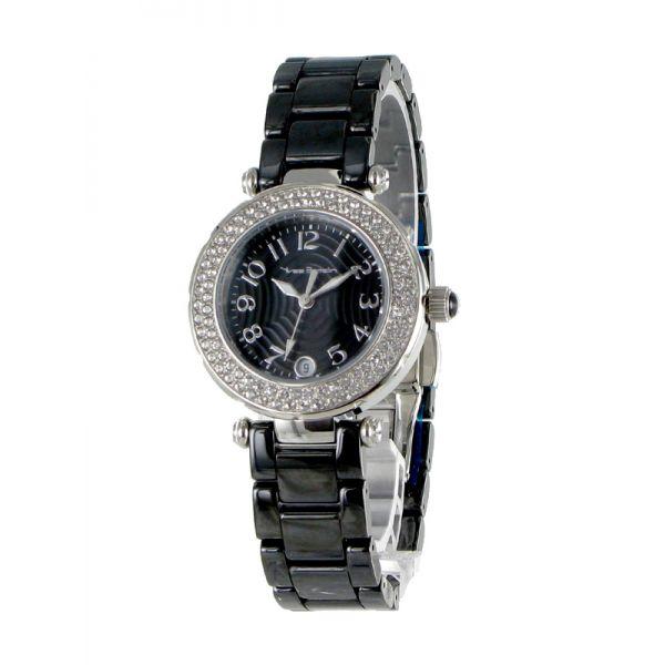 http://unemontretendance.com/1198-montre-ceramique-strass-noire-et-argentee-pour-femme-yves-bertelin.html