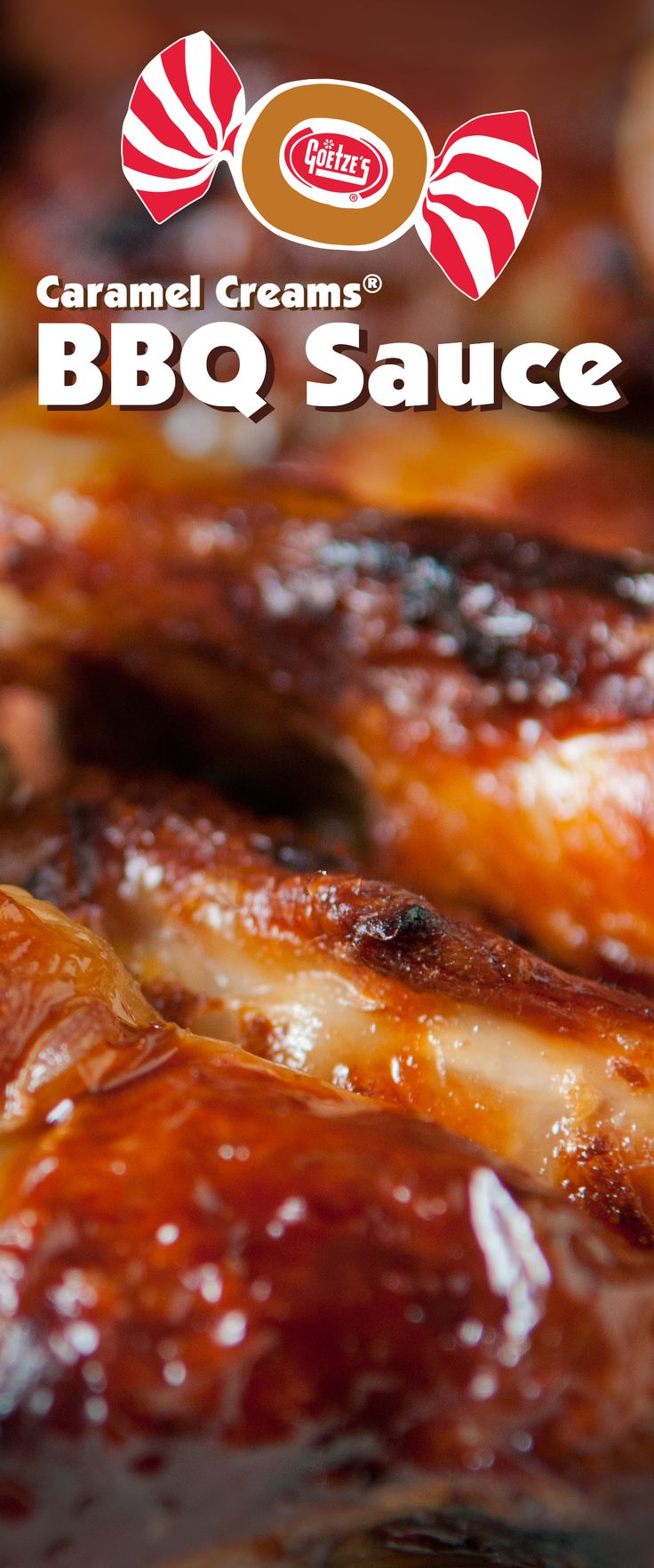 Sweet & Savory! Caramel BBQ Sauce Recipe Perfect for summer cookouts!