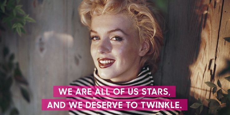 20 of Marilyn Monroe's Most Beautiful Quotes on Love, Life and Stardom - GoodHousekeeping.com