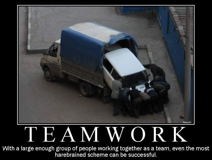 inspirational posters for workplace | Team work ...