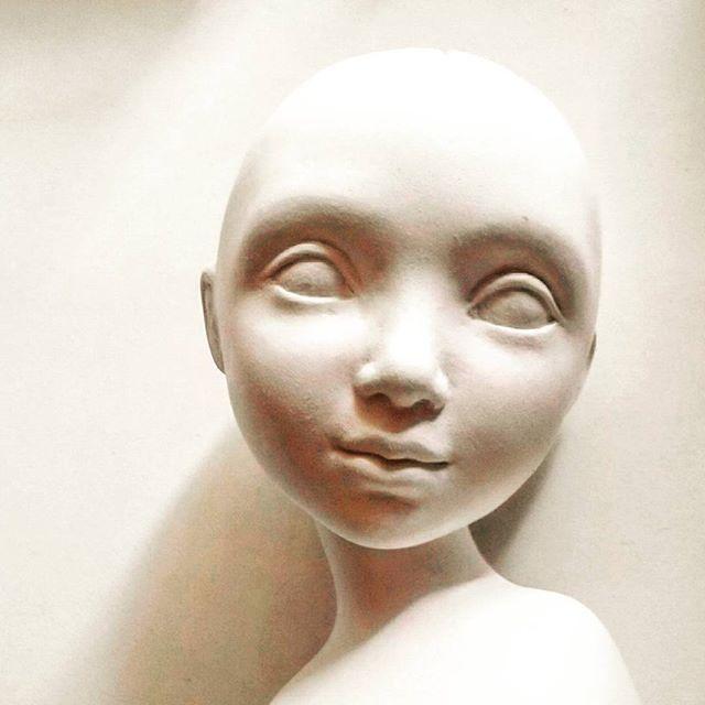 Загадочная такая вся!  #авторскаякукла #кукласвоимируками #куклыручнойработы…