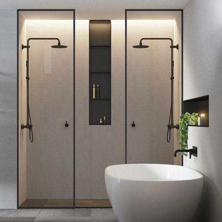 Badezimmer Armaturen In Schwarz U2013 Stilvolle Und Moderne Badausstattung |  Badgestaltung | Pinterest | Bathroom, Bath Und Bathroom Inspo