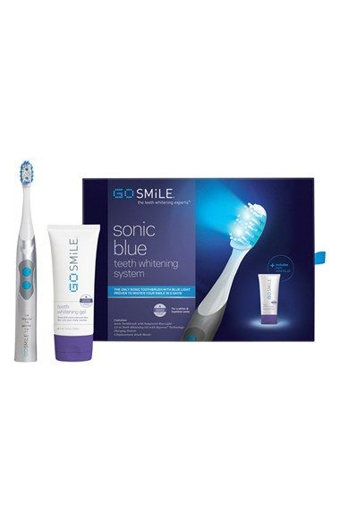 GO+SMiLE®+GoSMiLE®+'Sonic+Blue'+Teeth+Whitening+System+available+at+#Nordstrom