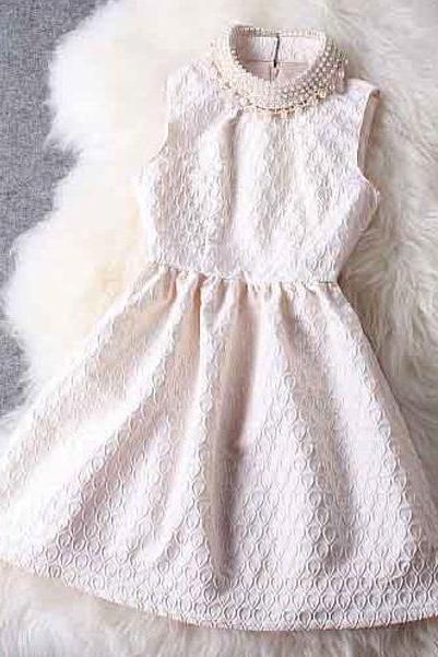Pearl Dress Skirt Dress