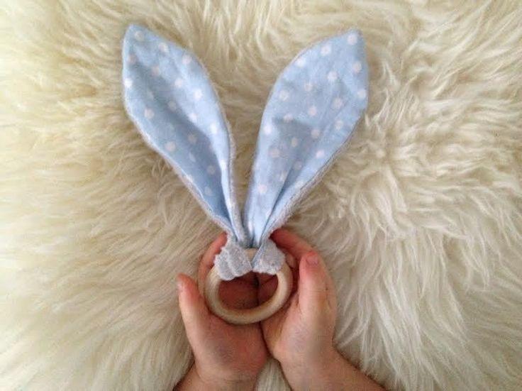 Tuto hochet oreilles de lapin | Je n'ai jamais pensé qu'on pouvait faire autrement ...