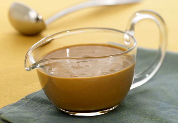How to Make a Delicious Gravy Without All the Carbs
