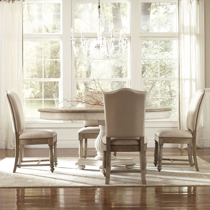 Riverside Coventry 5 Piece Round Dining Set