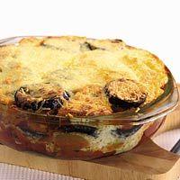 Recept - Moussaka met aubergine en aardappel - Allerhande