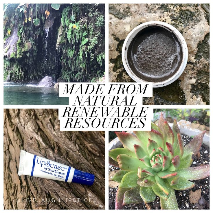 Revitalize with this volcanic ash! It's totally natural and makes your skin feel incredible afterwards
