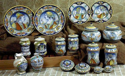 Artistica Italian Ceramics