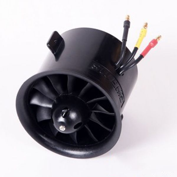 Cheap ducted fan, Buy Quality fan duct directly from China edf fan Suppliers: FMS 70mm 6S 12 Blades Ducted Fan EDF Unit With 2860 1850KV Brushless Inrunner Motor