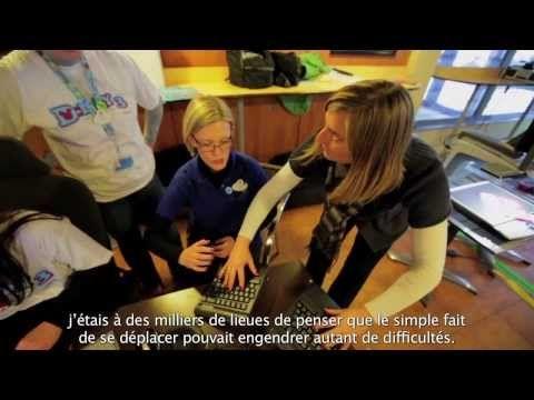 """D-Day3: Les journées de sensibilisation au #handicap à #DisneylandParis.  A l'occasion de la semaine pour l'emploi des personnes handicapées, Disneyland Paris a organisé sa 3ème édition des journées """"D-Day"""" de sensibilisation au handicap pour ses salariés. Découvrez en vidéo les ateliers ludiques, la préparation de notre futur clip en langage des signes et une interview de Benjamin (Cast Member à la Mission Handicap) notre """"reporter spécial"""" lors de l'événement. #emploi"""