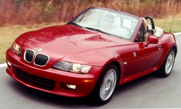 2000 BMW Z3 (BMW Group)