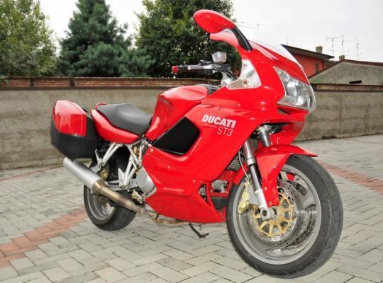 Ducati ST 3 1997-2008 Moto Ducati ST 3 1997-2008 vendo usato a ORZINUOVI € 3.300