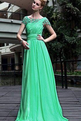 Plesové šaty Vera Marsalli 2014. www.verama.cz